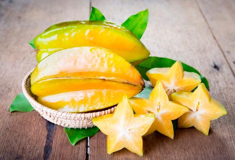 Fruta Estrella y sus beneficios para la salud
